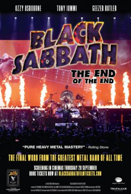 Black Sabbath: The End of The End (2017)