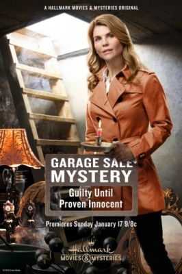 Garage Sale Mystery: Guilty Until Proven Innocent (2016) смотреть онлайн